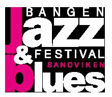 Bangen Jazz & Blues Festival Sandviken 10-12 September 2021 Logotyp